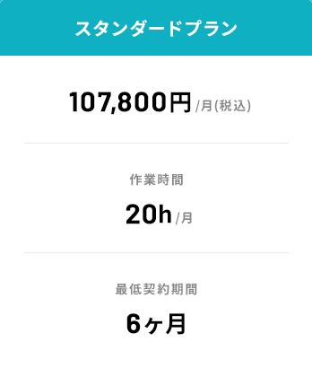 プレミアムプラン : 144,000円/月(税込)